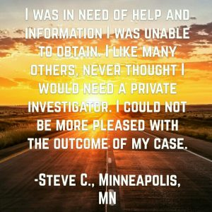 Private Investigator Review Minneapolis Minnesota